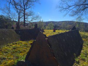 tent-gravestone