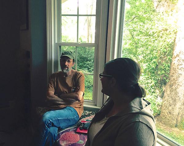 Jeff Taylor & Deana Berry