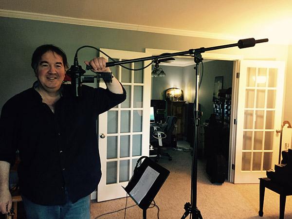John-Mock @ Drowsy Maggie studio