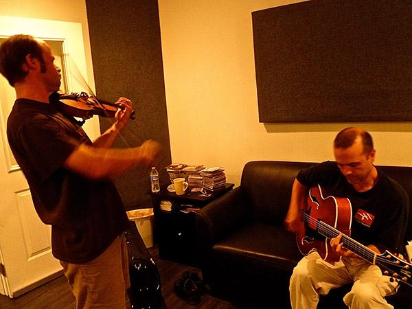 Shad Cobb & Tim May